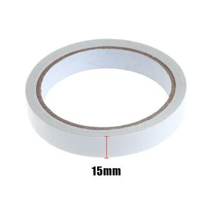 Adh/ésif Extra Fort//Tape Ruban Adh/ésif Voir /à Travers 3mm 5mm 7mm 10mm 15mm 20mm - Adh/ésif Acrylique 0.2mm Mince 5mm large - 10 Metr/és 10M/ètre Ruban Adh/ésif Double Face