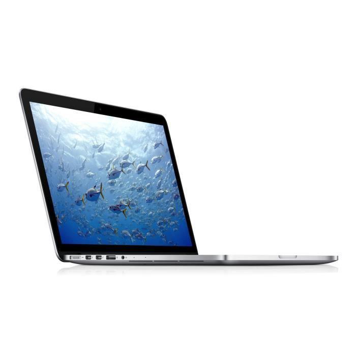 MacBook Pro 13- Retina (Mi-2014) - Core i7 3 GHz - SSD 512 Go...