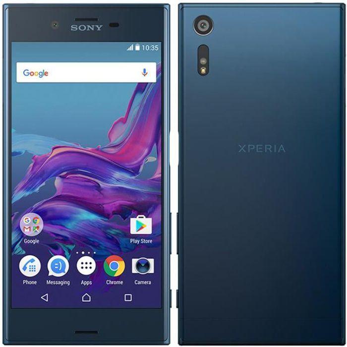5.2'' Bleu Sony Xperia XZ F8331 32GB Smartphone