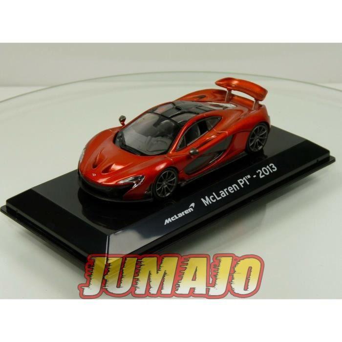 SC3 voiture 1/43 SALVAT Supercars : McLaren P1 - 2013