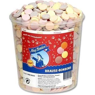1000 Frigeo bonbons de douche