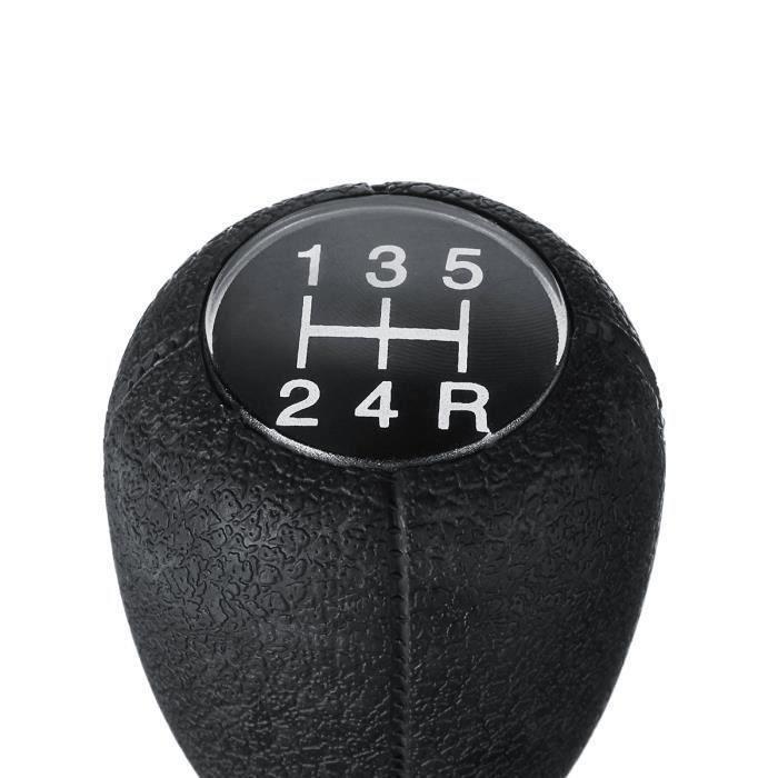 5 vitesses Pommeau de vitesse pour Peugeot 207 Citroen Saxo Xsara Xantia C2 C3 C4 Gr67507