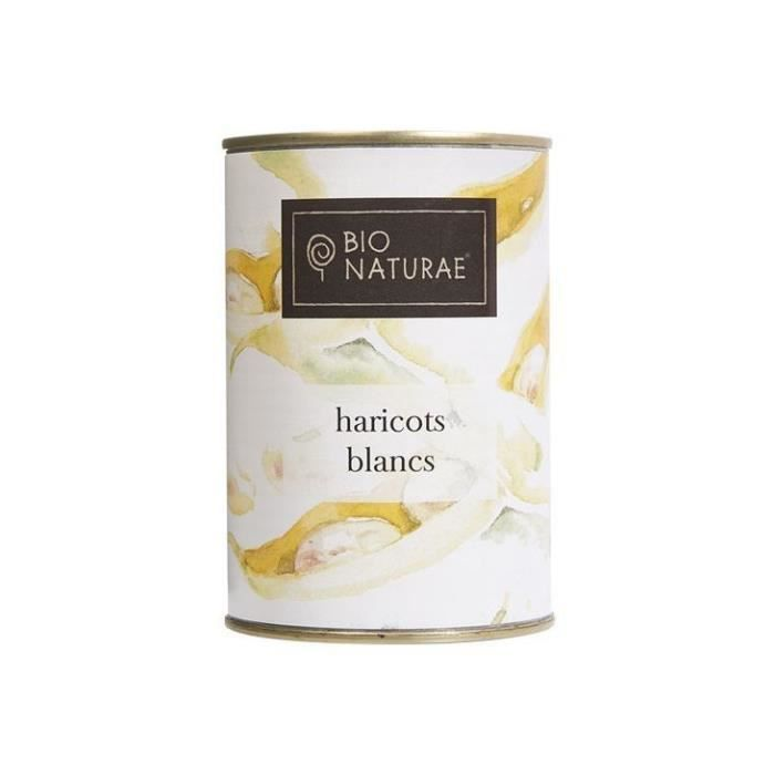 Haricots coco blancs BIO - Bionaturae