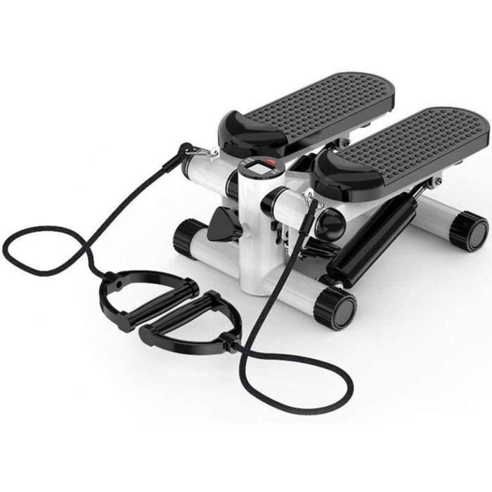 Air Stair Climber Stepper Exercise Fitness Machine Cardio Workout Machine Stair Stepper Indoor Exercise Bike Aerobic Fitness Stepper