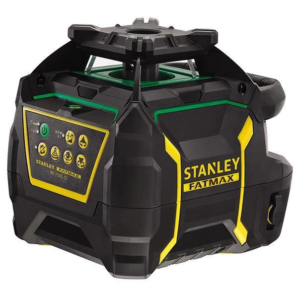 STANLEY Laser rotatif vert batterie RL750L-G - FMHT77448-1