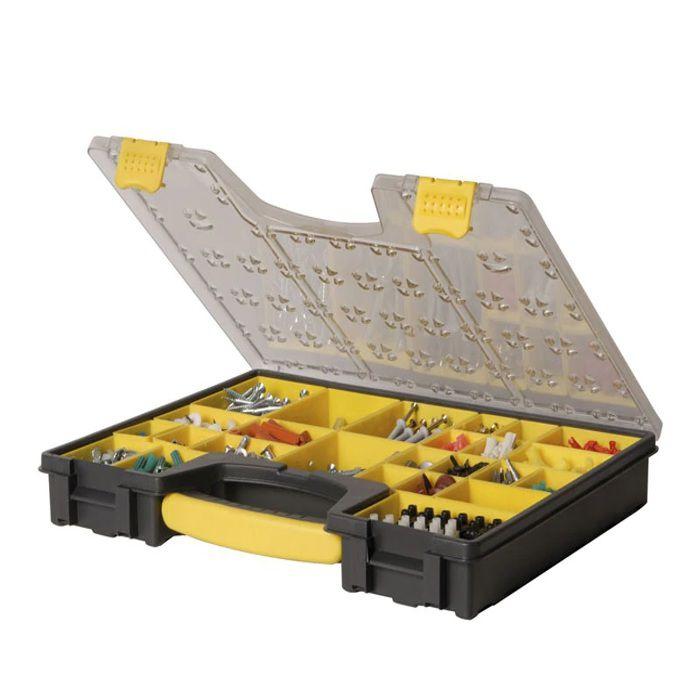 Stanley Boîte de rangement des outils 42,2 x 5,2 cm Plastique 1-92-748