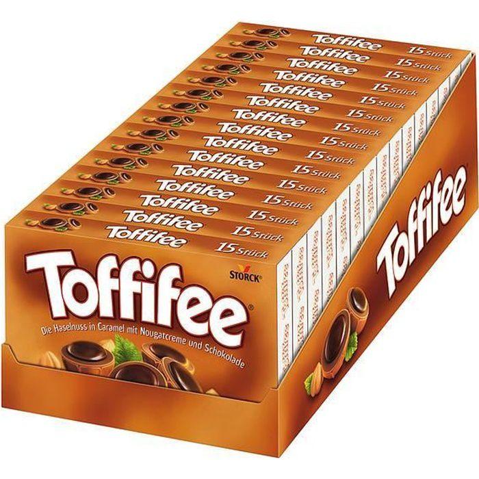 Storck Toffifee chocolat 15 x 125g