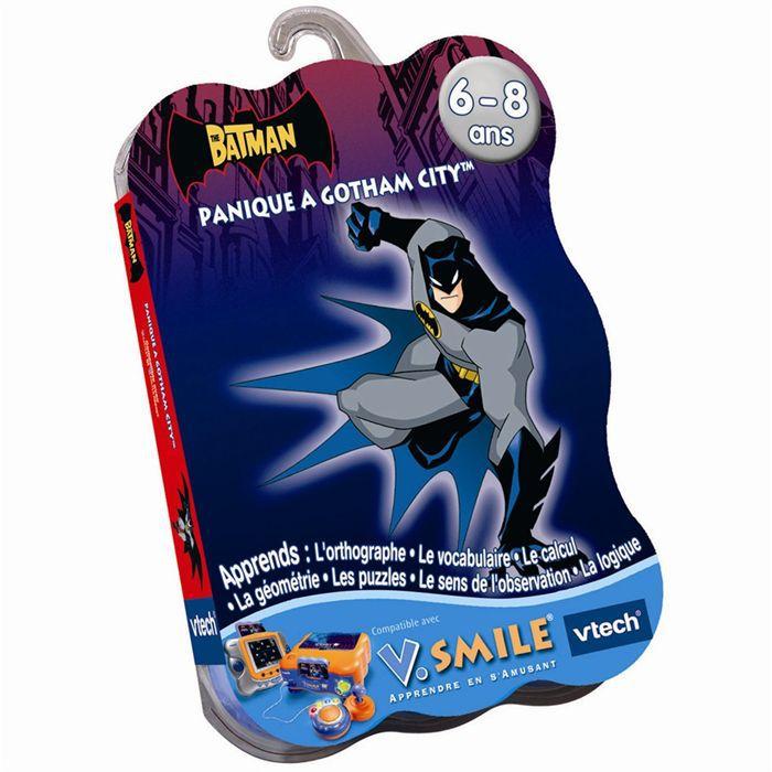 Jeu VSmile Batman Vtech