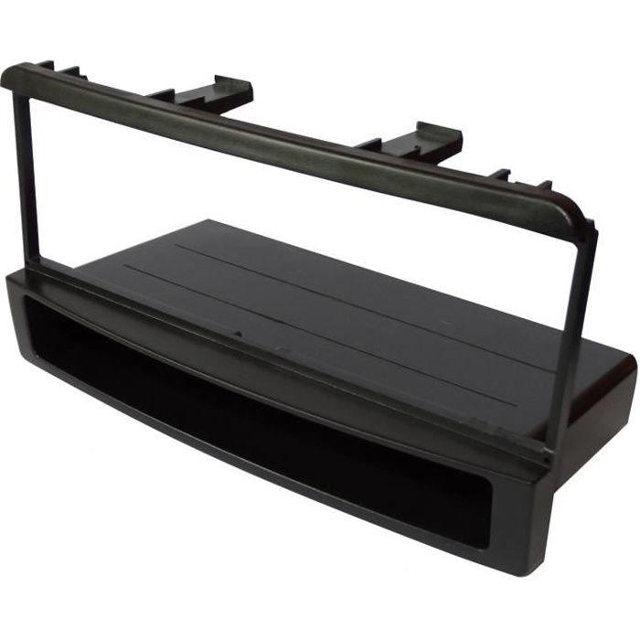 Import Royaume Uni Connects 2 Fa/çade autoradio pour Opel Corsa//Meriva Argent