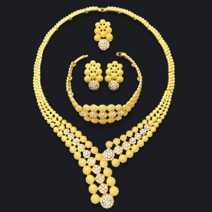 collier femme dubai