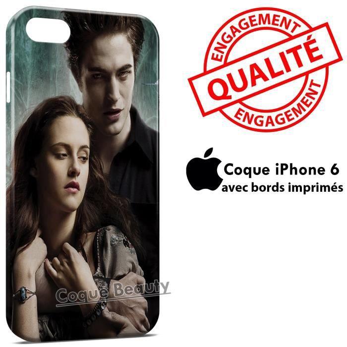 Coque iPhone 6 Twilight - Cdiscount Téléphonie