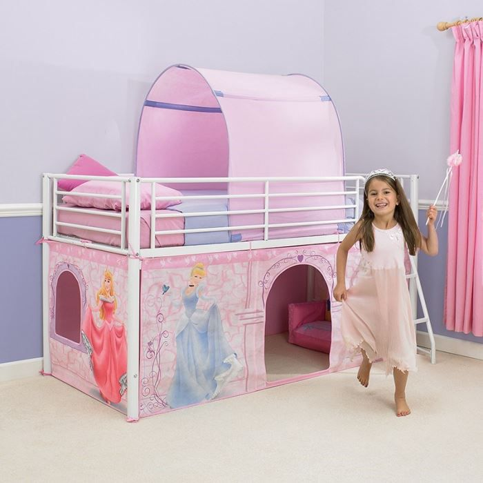 disney princesses habillage de lit achat vente tente. Black Bedroom Furniture Sets. Home Design Ideas