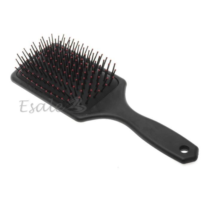 peigne brosse cheveux comb brush pneumatique massage coiffure femme achat vente brosse. Black Bedroom Furniture Sets. Home Design Ideas