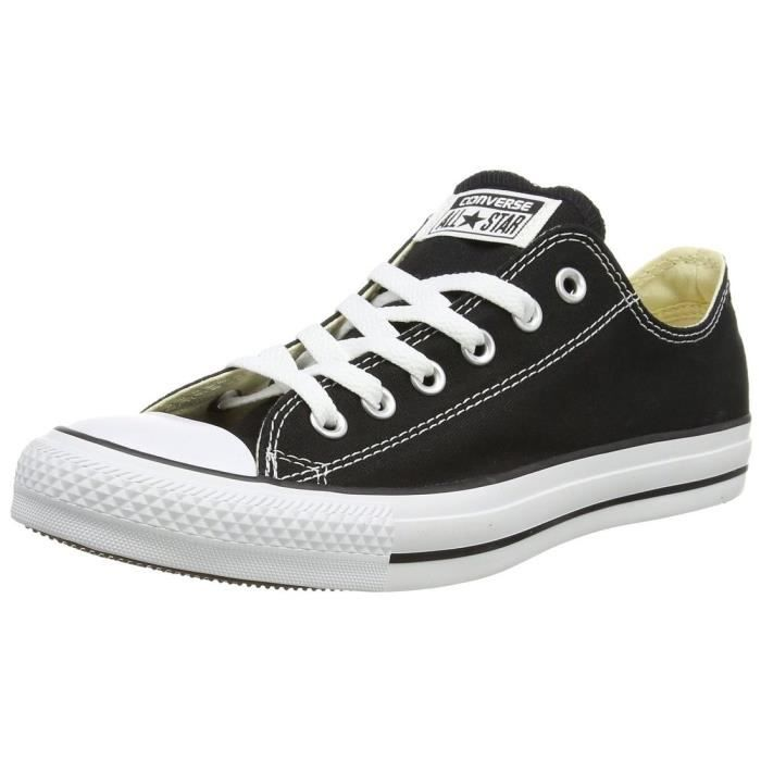 baskets mode Baskets femme converse all star ox f 41 Noir jIe5ox0B