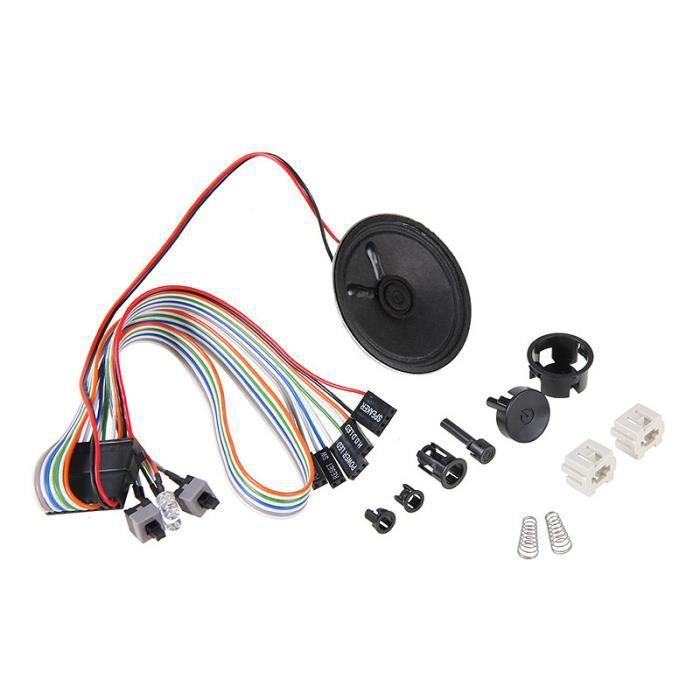 BOITIER PC  Lian Li PT-SK09B Power- / Reset-Taster 0,000000 No