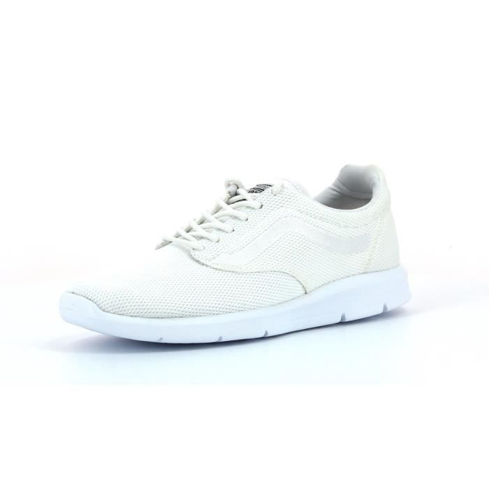 Vans Iso 1.5,Baskets Basses Mixte Adulte, Blanc (Mesh/True Whi), 41