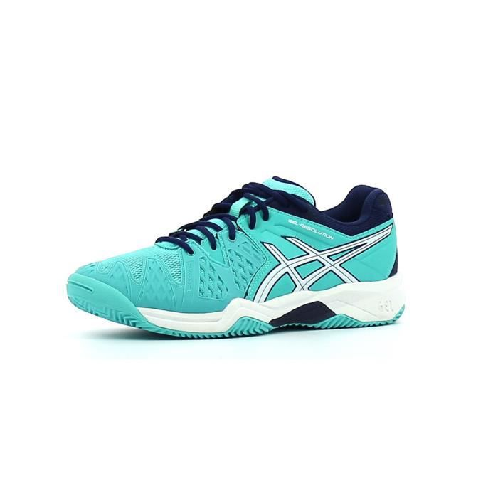 huge selection of c50a7 7315f Chaussures de tennis Asics Gel Resolution 6 Clay GS