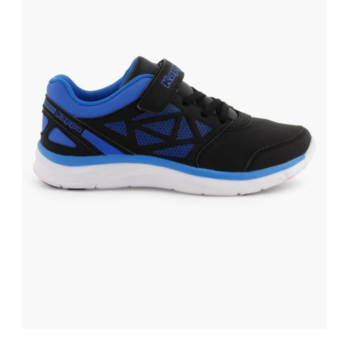 BASKET Chaussures Enfant Fanger Black/Electric Blue