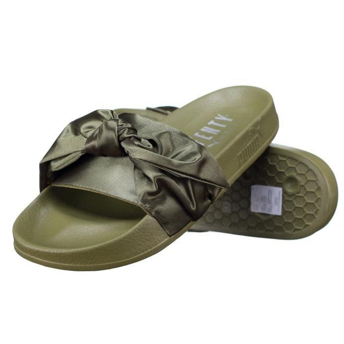 chaussure puma nu pied rihanna