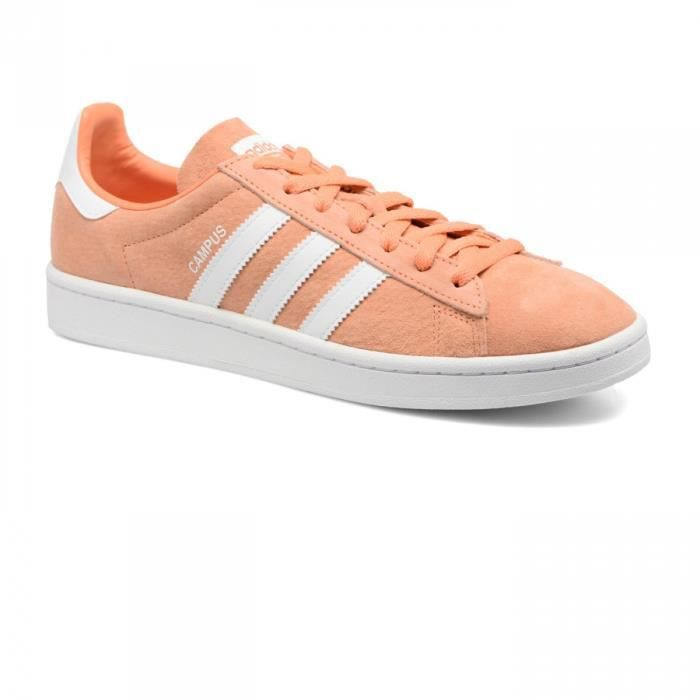 Chaussures Campus Orange W- adidas Originals