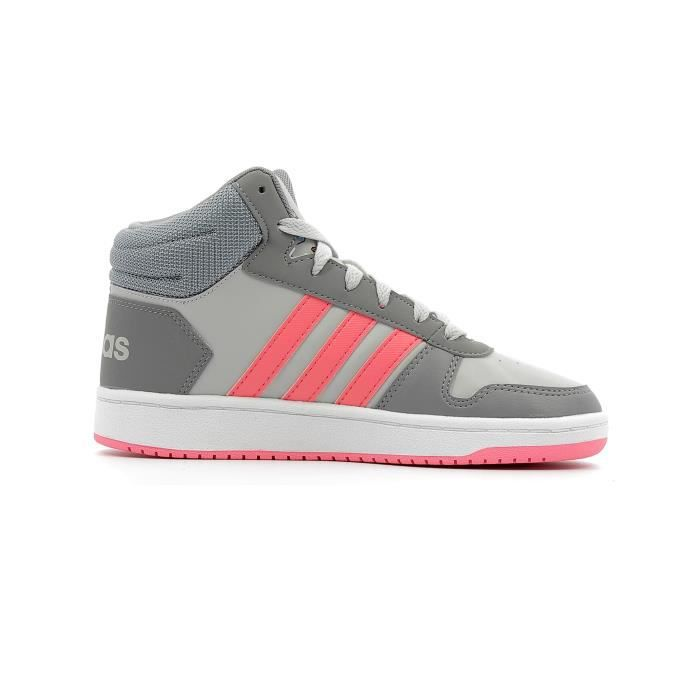 (enfant) Adidas Baskets montante enfants Hoops Mid 2.0 Kids QO8BaG