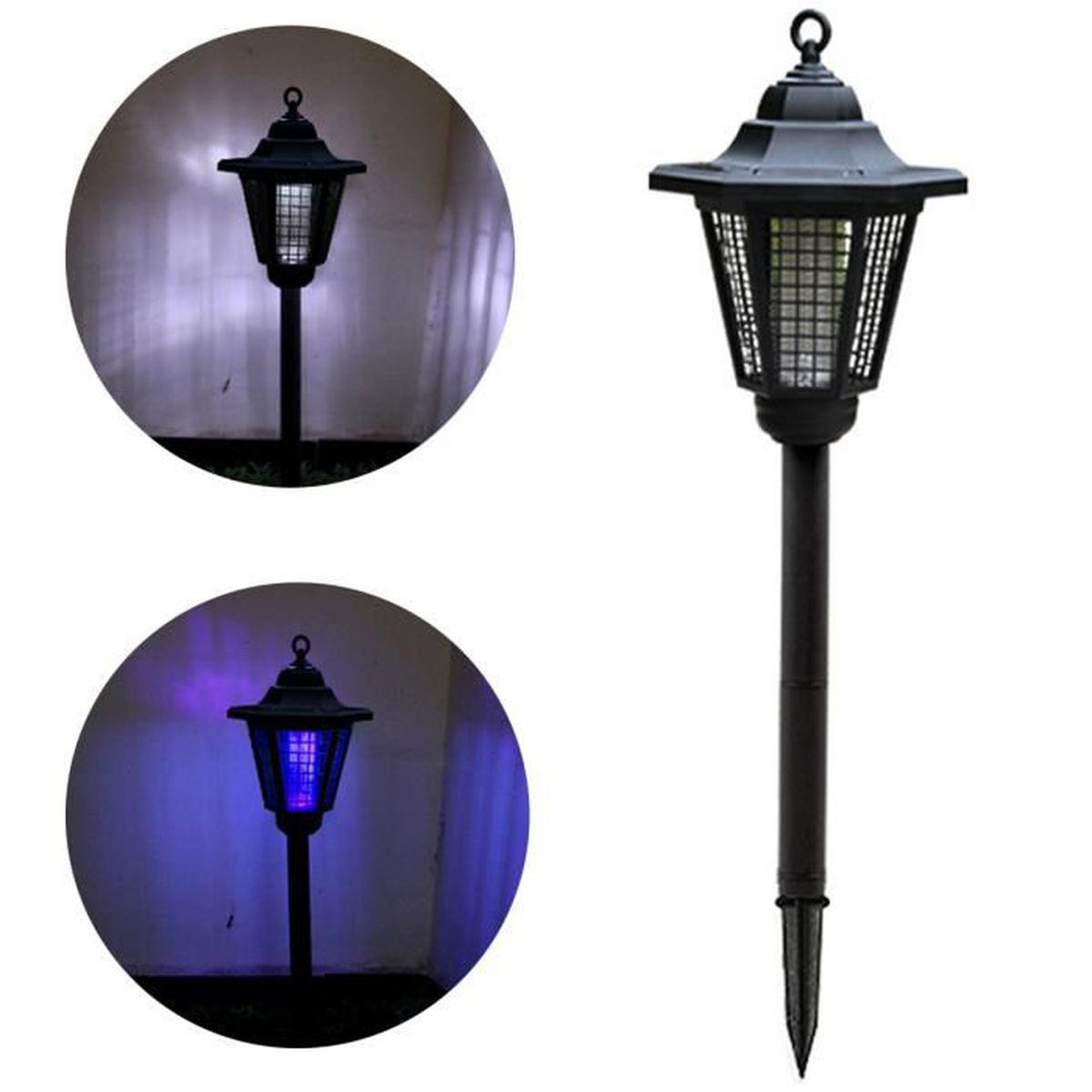 Beautiful lampe solaire exterieur jardin images design for Lampe de jardin a led