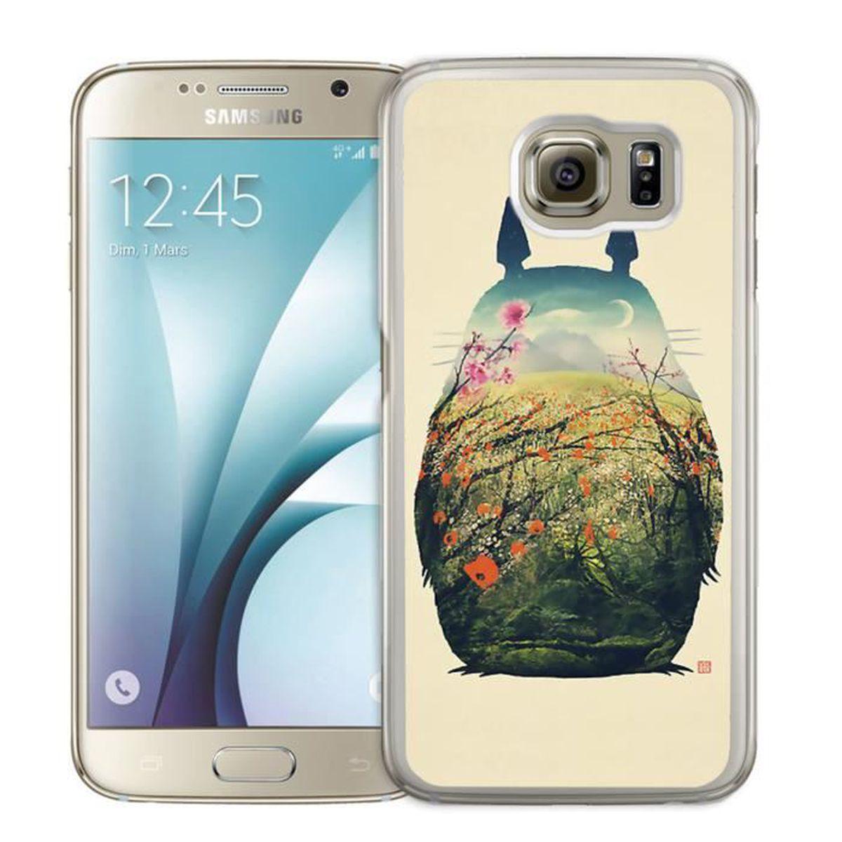 Coque Samsung Galaxy S5 Mini : Totoro - Champ