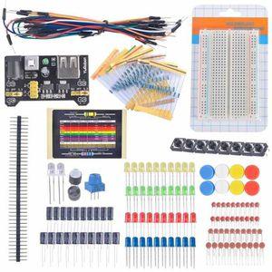 PC ASSEMBLÉ DIYmall Ventilateurs électroniques Kit Breadboard