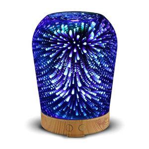 DIFFUSEUR DE PARFUM 100ml Effet 3D Electrique Diffuseur d'arômes Ultra