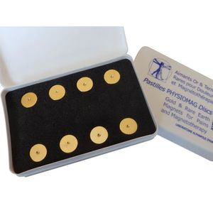 AIMANTS - MAGNETS Aimants thérapeutiques de 14500 Gauss en 12 mm Phy
