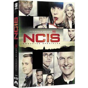 DVD SÉRIE ncis enquetes speciales saison 15 dvd integrale