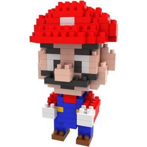 ASSEMBLAGE CONSTRUCTION Jouet éducatif de construction style Lego figurine