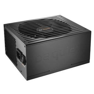 ALIMENTATION INTERNE be Quiet! Straight Power 11 750W ATX Noir Unité d'