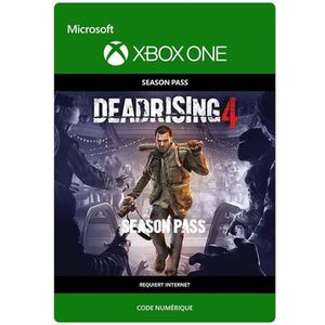 EXTENSION - CODE Season Pass Dead Rising 4 pour Xbox One