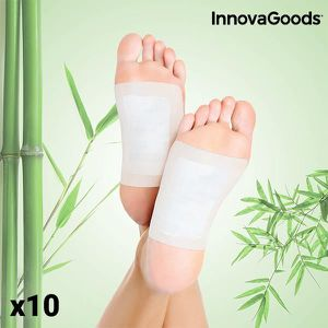 SOIN MAINS ET PIEDS Patchs Détoxifiants pour les pieds InnovaGoods (Pa
