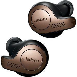 CASQUE - ÉCOUTEURS JABRA ELITE 65T COPPER Ecouteur elite 65T copper -