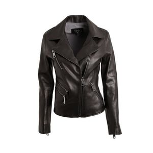 BLOUSON Perfecto en cuir July