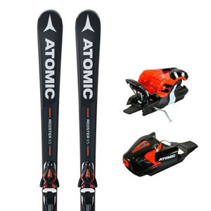 SKI ATOMIC Redster X5 Ski + Mercury 11 Fixations Homme