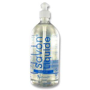 SAVON - SYNDETS Naturado Savon liquide neutre 1 litre