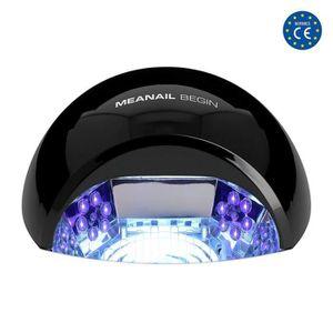 COFFRET DE MANUCURE  MEANAIL ® Lampe UV LED Sèche Ongles • RAPIDITE de