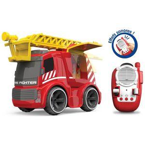 VOITURE - CAMION TOOKO - Camion Pompier Radiocommandé