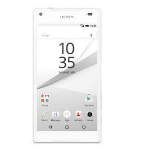 SMARTPHONE Sony Xperia Z5 E6633 Dual Sim 4G 32Go blanc smartp