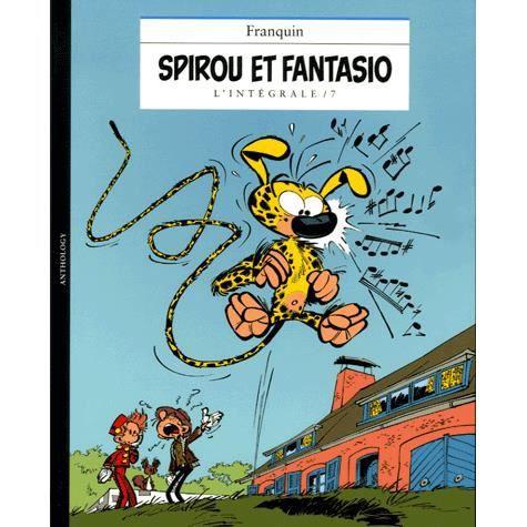 Spirou Et Fantasio Integrale Tome 7 Achat Vente Livre Andre