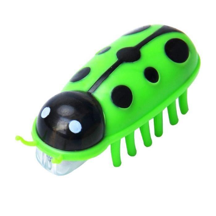 Souris électrique drôle chat bâton électronique souris Vibration ira chat jouet chat interactif jouet pour ani - Type: Green -AX9451