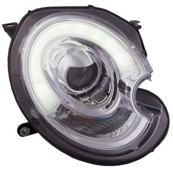 Set de deux phares principaux D1S (lampe à décharge) Xénon MINI Cooper de 06 à 10 - 1206685