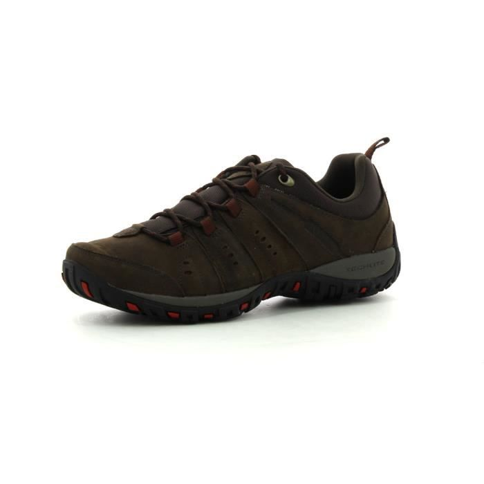 COLOMBIA Chaussures de randonnée Woodburn Plus - Homme - Marron