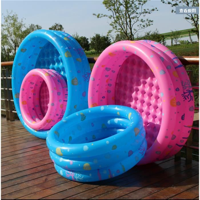 100cm tricycliques piscine gonflable b b piscine pour enfants portable enfants ext rieur bassin. Black Bedroom Furniture Sets. Home Design Ideas