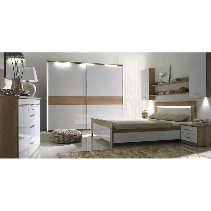 Chambre a coucher complete ref tamtam achat vente for Achat chambre a coucher complete