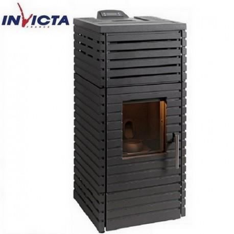 po le granul s invicta pyra achat vente po le insert foyer po le granul s invicta. Black Bedroom Furniture Sets. Home Design Ideas