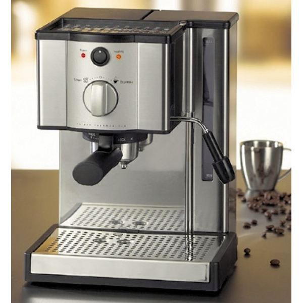 machine expresso 15 bars 1 ou 2 tasses 1000w achat. Black Bedroom Furniture Sets. Home Design Ideas